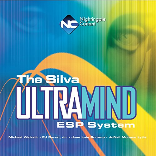 The Silva Ultramind ESP System audiobook cover art