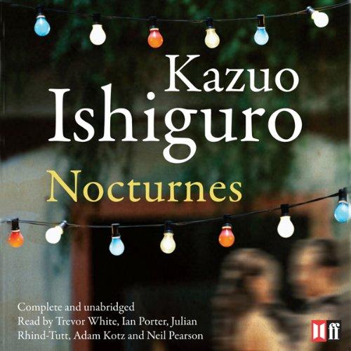 Nocturnes audiobook cover art