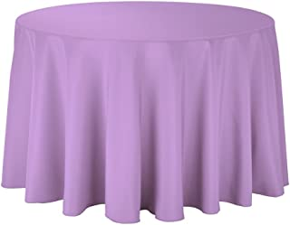 lavender blue tablecloths