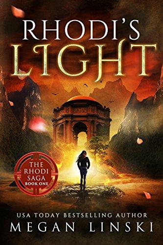 Book: Rhodi's Light (The Rhodi Saga Book 1) by Megan Linski