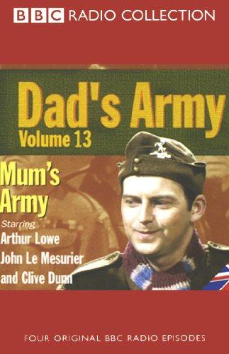 Dad's Army, Volume 13 Titelbild
