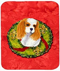 Caroline's Treasures Mouse/Hot Pad/Trivet Cavalier Spaniel (SS4214MP) [Amazon/Cossac Planner]