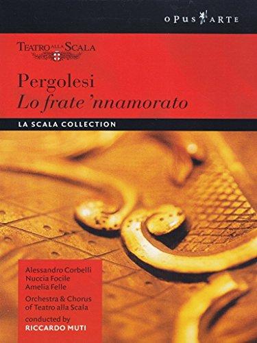 Pergolesi - Lo Frate 'Nnamorato [DVD]