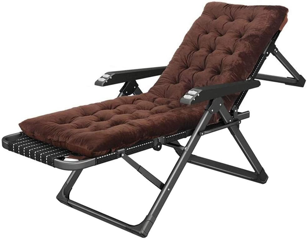 Industry No. 1 Don't miss the campaign Dall Folding Bed Single Adjustable Iron Lounge Frame Alloy Chair