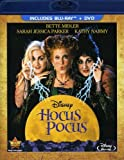 Hocus Pocus (Blu-ray/DVD, 2012, 2-Disc Set) J5P