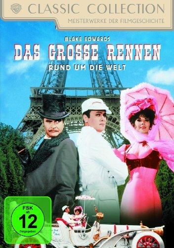 DVD * Das große Rennen rund um die Welt - Classic Collection [Import allemand]