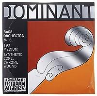 CUERDA CONTRABAJO - Thomastik (Dominant 193) (Entorchado Cromo) 4ェ Medium Bass 3/4 E (Mi)