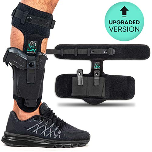 Ankle Gun Holster For Concealed Carry,...