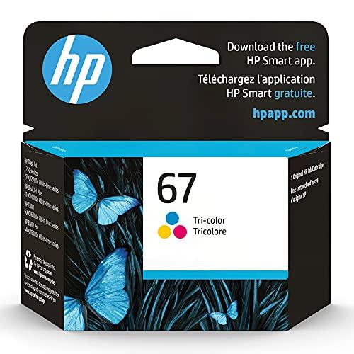 Original HP 67 Tri-color Ink Cartridge | Works ...