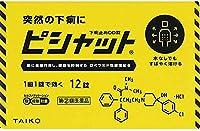 【指定第2類医薬品】ピシャット下痢止めOD錠 12錠 ×2