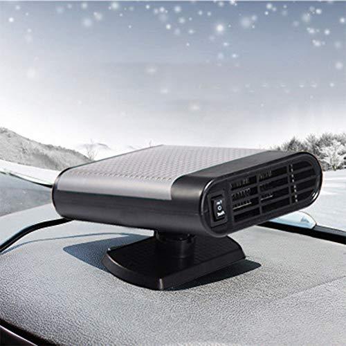 MASO Portable Auto riscaldante 12 V 150 W Alto Potere Automobile Parabrezza Riscaldamento Veloce Riscaldamento Ventola sbrinatore per Una Facile rimozione della Neve