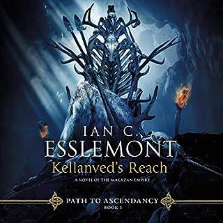 Page de couverture de Kellanved's Reach