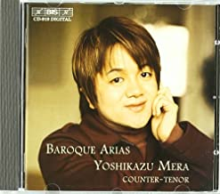 baroque tenor arias