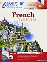 Pack MP3 French 2016 (Book + 1cd MP3): French Self-Learning Method