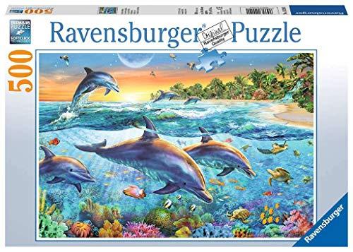 Ravensburger 14210 - Baia dei Delfini - 500 Pezzi