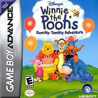Best winnie the pooh game boy game Reviews