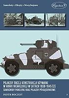 Pojazdy obcej konstrukcji uzywane w armii niemieckiej w latach 1938-1945 (2) Samochody pancerne