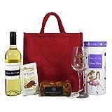 'Happy Birthday' White Wine