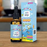 Natures Aid 50 ml DHA Omega-3 Drops for Infants and Children by Natures Aid