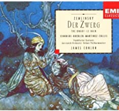 Alexander Von Zemlinsky: Der Zwerg / The Dwarf / Le Nain [CD]