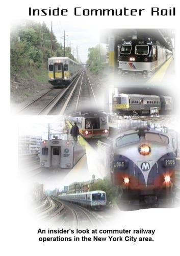Inside Commuter Rail, Vol 1 & 2