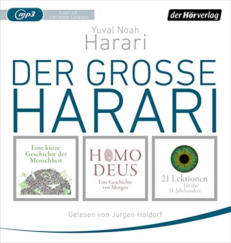 Große Harari-Eine Kurze Geschichte der [Import]