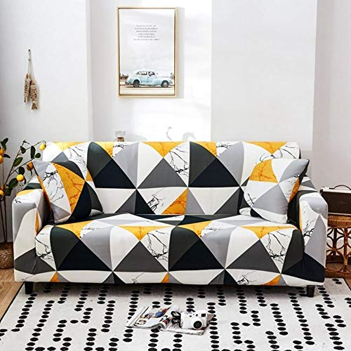 Funda de sofá Fundas de sofá elásticas Fundas de sofá para sala de estar Funda de asiento de sofá Funda de toalla de sofá Funda de muebles Fundas de color 18,2 plazas (145-185cm), Federación de Rusia