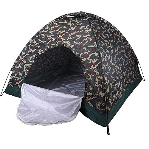 Lelestar4 Person Festival tent, large Dome Tent with full standing head height, 100% waterproof Family Camping Tent For Camping, Hiking, Climbing, Travel