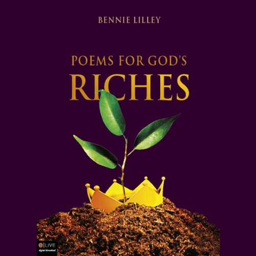 Poems for God's Riches copertina