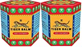 2 bálsamo tigre de 21 g | ungüento bálsamo de tigre (rojo)