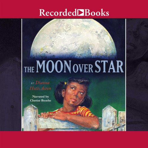 The Moon Over Star audiobook cover art
