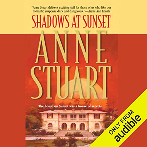 Shadows at Sunset audiobook cover art
