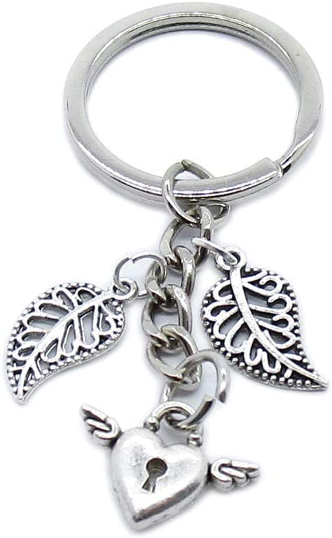 Trust 100 Pieces Keyring Keychain Fashion Wholesale Jewelry B Suppliers Clasps