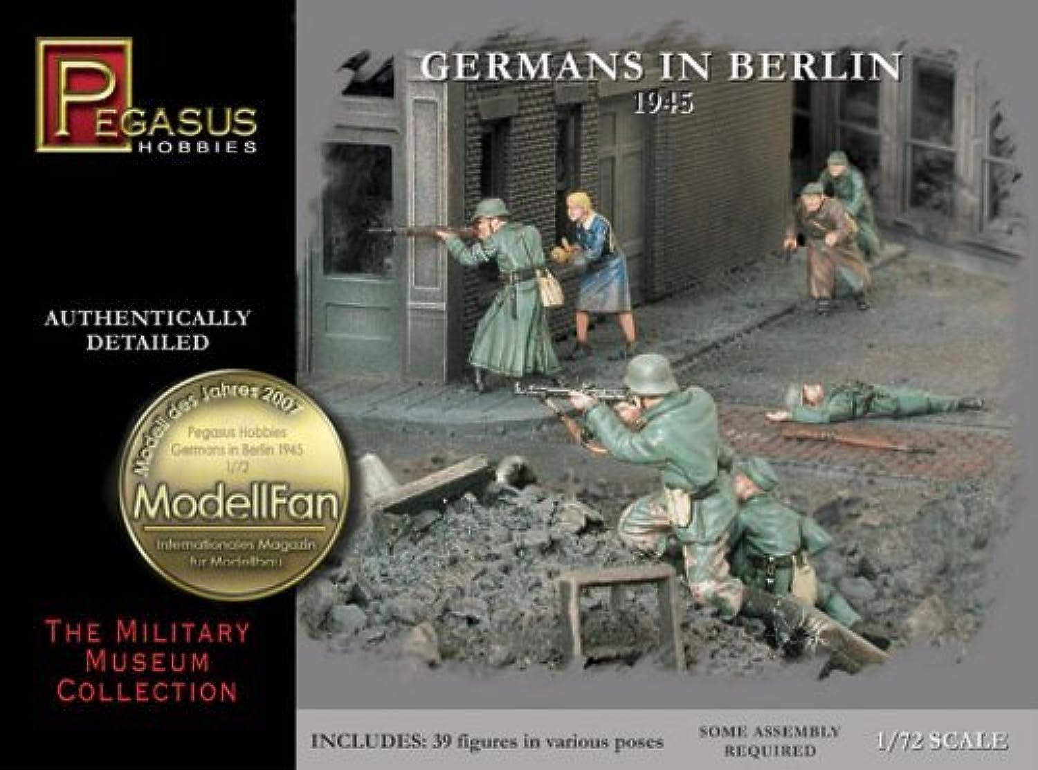 promociones de descuento Pegasus Hobbies 1 72 Germans in Berlin Berlin Berlin 1945 PGH7228 by Pegasus Hobby  barato