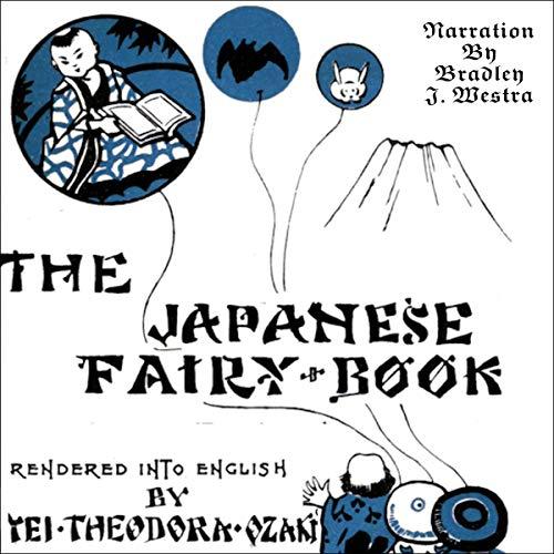 『The Japanese Fairy Book』のカバーアート