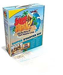 Sur Shak Vacation Bible School - Catch the Wave of God's Amazing Love VBS Kit