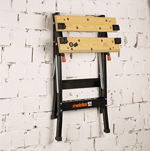 Meister Werk- und Spanntisch 150 kg, 9079100 - 5