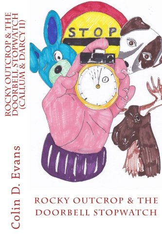 Rocky Outcrop and the doorbell stopwatch: Callum & Darcy 2