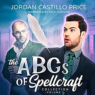 The ABCs of Spellcraft Collection, Volume 1 cover art