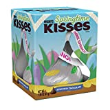 HERSHEY'S KISSES Milk Chocolate Candy, Easter, 1.45 oz Pack (12 Count) from AmazonUs/HEHE9