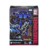 Transformers E3699ES0 Spielzeuge Studio Serie 46 Deluxe-Klasse Bumblebee Film Dropkick Action-Figur – Ab 8 Jahren geeignet, 11 cm groß, blau