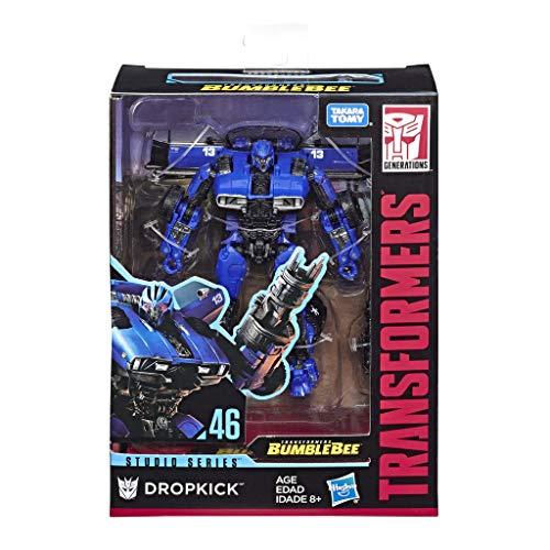Transformers, Clase deluxe, Serie studio, multicolor (Hasbro E3699ES0)