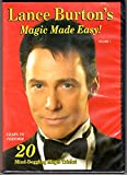 Lance Burton s Magic Made Easy: Volume 1