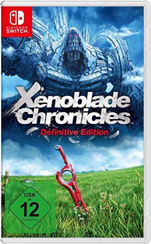 Xenoblade Chronicles: Definitive Edition: Für Nintendo Switch [Edizione: Germania]