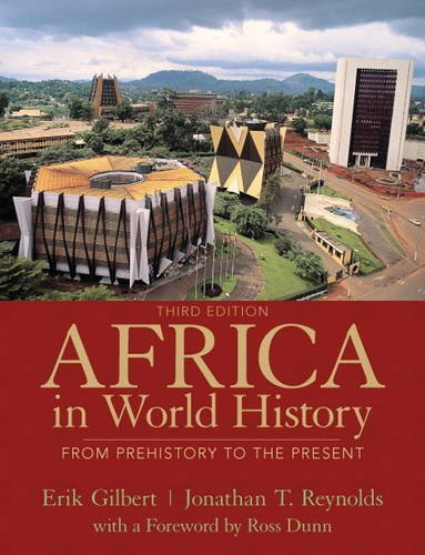 Africa in World History (Mysearchlab)