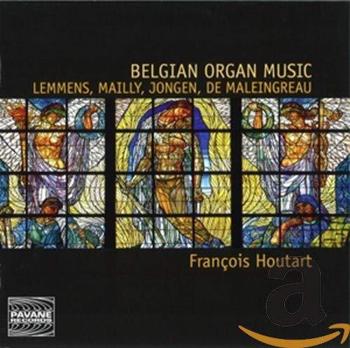 Musique Belge pour Orgue