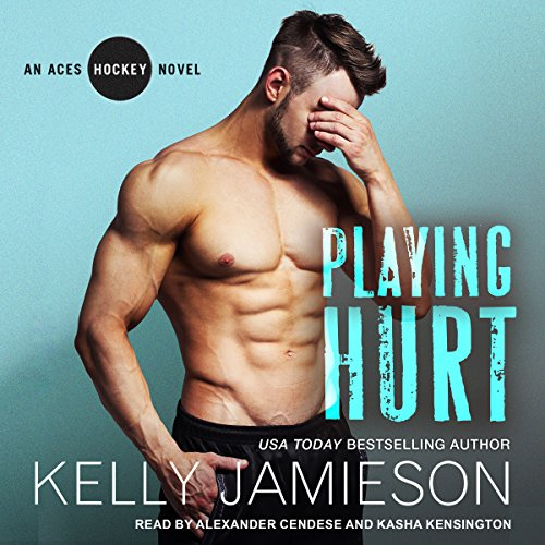 Playing Hurt audiobook cover art