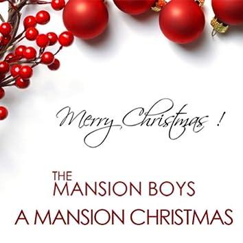 A Mansion Christmas - Single