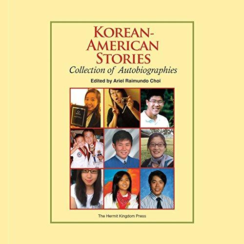 Korean-American Stories audiobook cover art