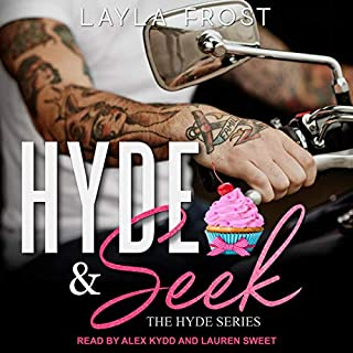 Hyde and Seek audiobook cover art